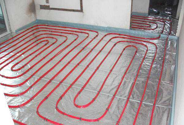 為什么我們需要清洗地暖管?